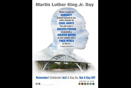 Dr. Martin Luther King Jr. Day (MLK Day)