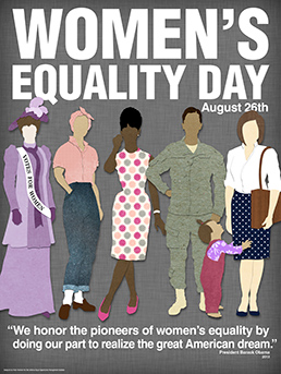Woman's Equality Day